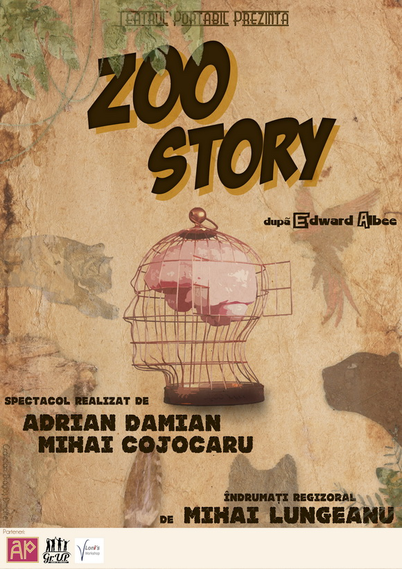 Afis Zoo Story